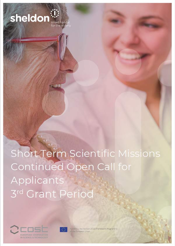 Short Term Scientific Missions Continued Open Call for Applicants 3rd Grant Period